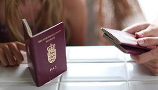 hvor meget koster et pas