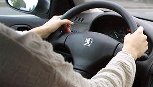 Køreundervisning og køreprøve