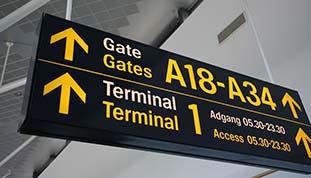 regler for afbestilling af rejser